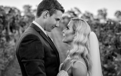 Shelley & Jamie | Albert River Wines