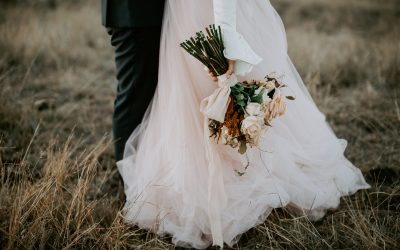 Rustic luxe country wedding