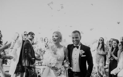 Jessica + Troy | Rosewood Estate